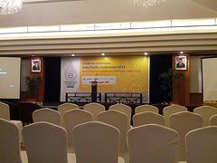 Konferensi CC AP 2012