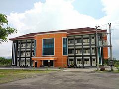 Gedung Jingga