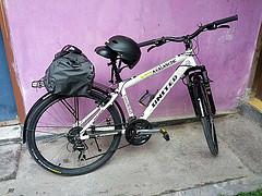 My Commuting Bike